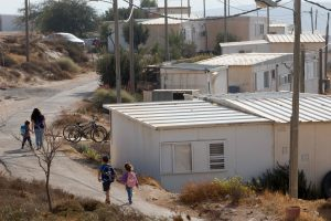 JAV pasmerkė Izraelio planus įteisinti nelegalias nausėdijas