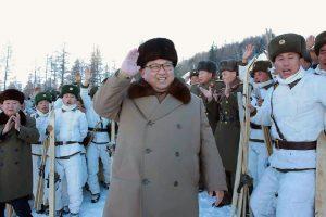 Kinija taikys JT sankcijas Šiaurės Korėjai