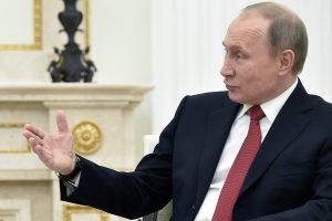 JAV: V. Putino vizitas į separatistinę Abchaziją – nepriimtinas