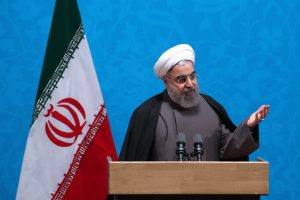 Irano atsakas į JAV sankcijas – branduoliniai laivai