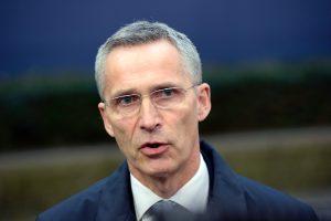 NATO vadovas: užsienio šalių bandymai paveikti rinkimus – nepriimtini