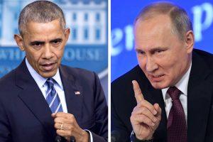 """D. Trumpas: Rusija aštuonerius metus """"važiavo"""" ant B. Obamos"""