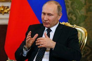 Apklausa: padaugėjo palankiai V. Putiną vertinančių amerikiečių