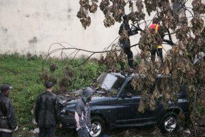 Madagaskarui smogusio ciklono aukų padaugėjo iki 78