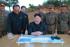 Pasauliui smogusią kibernetinę ataką surengė Šiaurės Korėja?