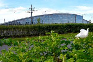 NATO būstinė persikelia į naują pastatą