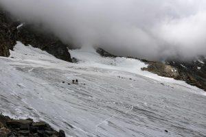 Šveicarijos Alpėse prieš 30 metų dingęs vokietis rastas įšalęs ledyne