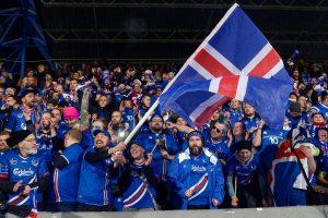 Islandija paskelbė diplomatinį Pasaulio futbolo čempionato Rusijoje boikotą