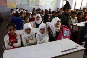 Jemeno kasdienybė: mergaitės parduodamos vyrams, berniukai – į karą