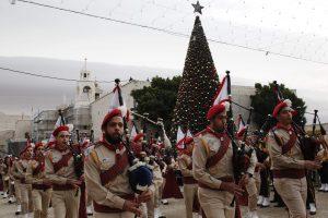 Įtampa dėl Jeruzalės temdo Kalėdas Šventojoje Žemėje