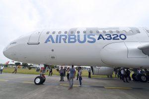 """Kinija užsisakė 184 """"Airbus"""" lėktuvus"""