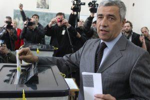 Kosove nušautas vietos serbų politinis lyderis