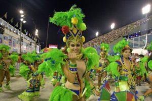 Rio de Žaneire per sambos paradą bus pašiepti nepopuliarūs politikai