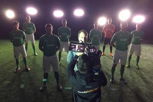 Lietuvos futbolo istorijoje pirmą kartą surengtos žiniasklaidos dienos