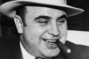 Jautrus gangsterio A. Capone laiškas parduotas už 62 tūkst. dolerių
