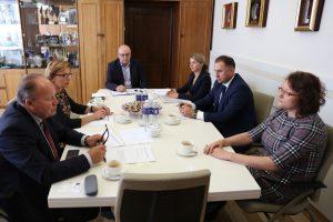 Darbo birža ir Kauno rajono savivaldybė planuoja bendrą projektą