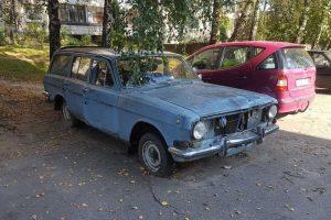 Už senų automobilių atliekų netvarkymą gresia baudos