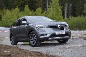 """""""Renault"""" iššūkis pripažintiems SUV"""