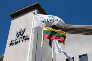 """""""Alita"""" pradeda pirmojo lietuviško viskio gamybą"""