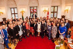Kaunas nusilenkė geriausiems metų mokytojams