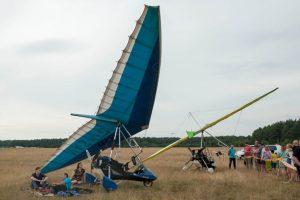 Į Pociūnus plūdo minios aviacijos gerbėjų