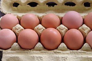 JAV iš prekybos atšaukta per 200 mln. kiaušinių