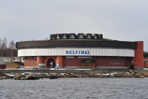 Jūrų muziejus planuoja įrengti centrą sužeistiems gyvūnams