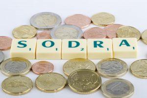 "Vyriausybė ""Sodrai"" ketina skolinti dar 550,7 mln. eurų"
