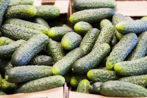 Nors šiltnamiuose auginamos daržovės pinga, bijoma sausros poveikio