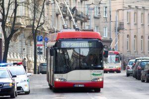 Nuo spalio 1 d. – daugiau pokyčių Vilniaus viešajame transporte