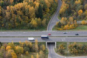 Žengtas pirmas žingsnis link kelių priežiūros įmonių pertvarkos