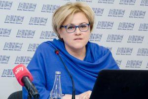 Ž. Mikėnaitė kreipėsi į teismą dėl nušalinimo nuo pareigų