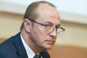 Druskininkų meras pakluso teismui: sodybos tvorą nugriovė