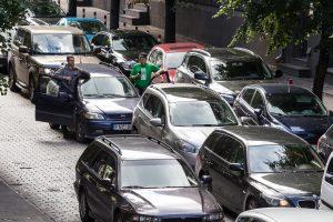 Kodėl vairuotojai Kaune turės važinėti 30 km/h greičiu?