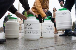 Penktadienį Seime – posėdis dėl pieno kainų reguliavimo