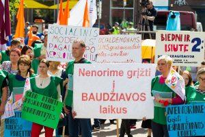 Prezidentė: Seimo priimtas Darbo kodeksas parodė visišką nužmogėjimą