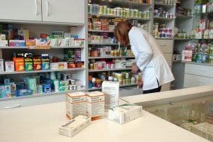 Konkurencijos taryba nutraukė tyrimą dėl vaistinių ploto ribojimo