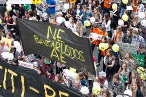 Baltarusija: Lietuvos ketinimas nepirkti Astravo AE elektros – politinis