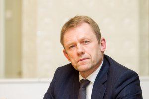 Š. Birutis: naujai ministrei palinkėčiau tęstinumo
