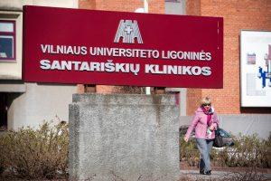 Pirmieji Baltijos šalyse: Santariškių medikai plaučių ligas gydo šalčiu