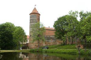Panemunės pilį siūloma pripažinti kultūros paminklu