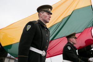 Kauniečiai kels šimtmečio vėliavą