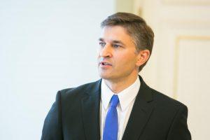 J. Neverovičius naujo fondo investicijų projektų neįvardina