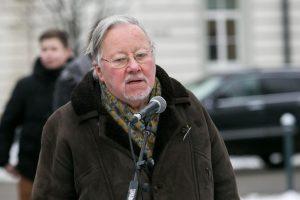 V. Landsbergis ragina vertinti ir J. Pilsudskio nuopelnus, ir klaidas