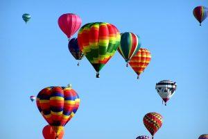 Ko reikia norint užsiimti oro balionų sportu?
