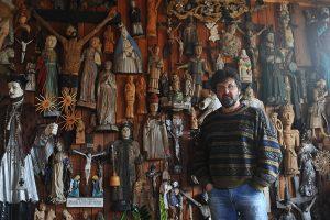 Medžio burtininkas iš Kauno rajono – nepralenkiamas