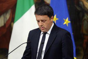 Italija – rūkstanti parako statinė?