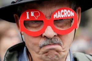 Prancūzija po prezidento rinkimų: bankininkas, nacionalistė ir socialistas