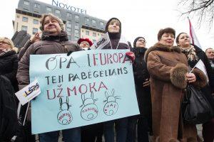 Mokytojai Lietuvoje jaučiasi nereikalingi