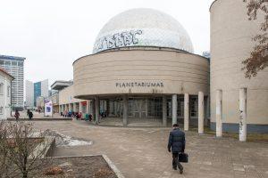 Vilniaus planetariume – lyg akmens amžiuje: pastatą išgelbės mokslo centras